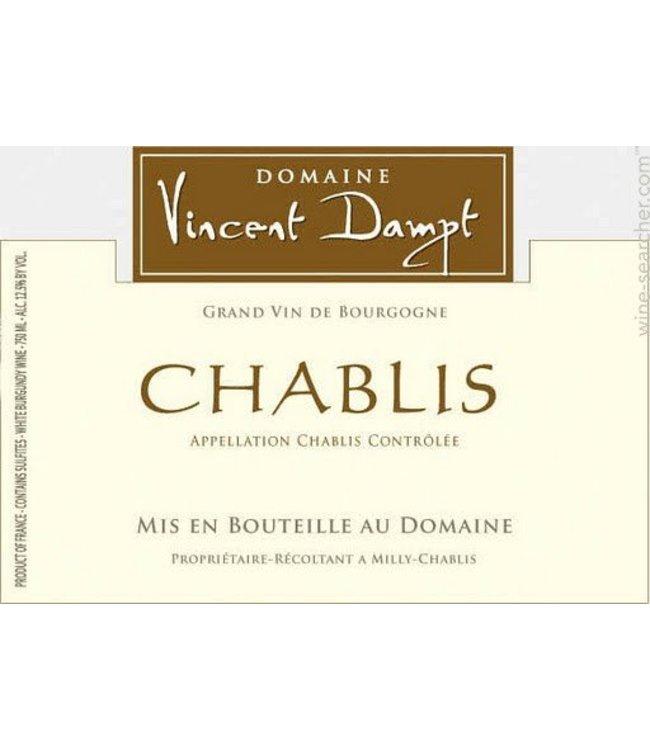 Vincent Dampt Chablis