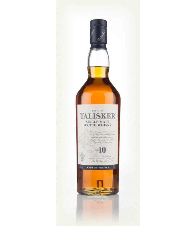 Talisker 10 Year Single Malt Scotch Whisky
