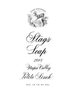 Stags' Leap Petite Sirah
