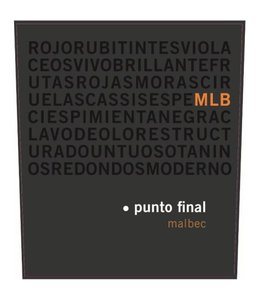 Renacer Punto Final Malbec Clasico - 15 pk