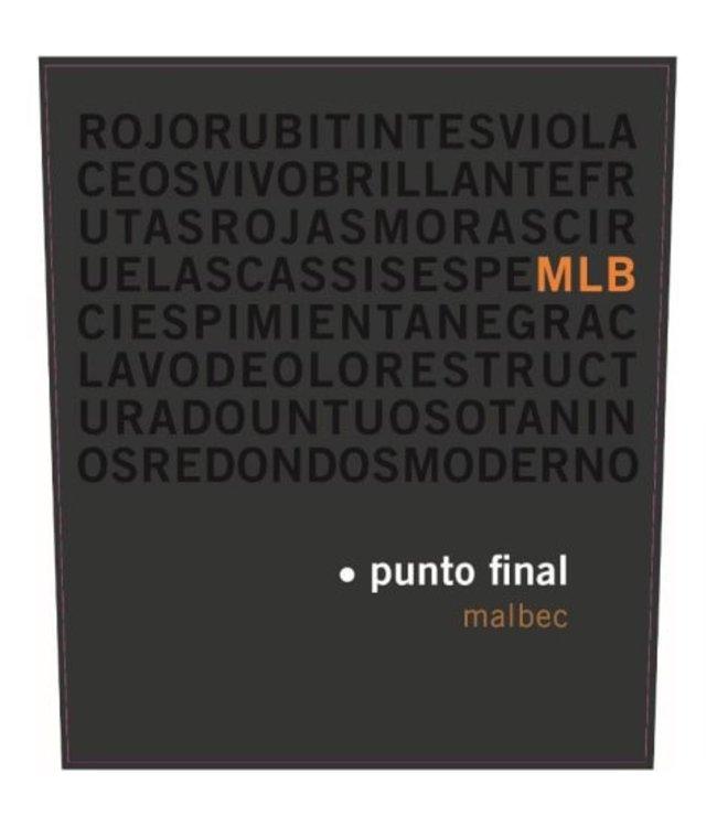 Renacer Punto Final Malbec Clasico