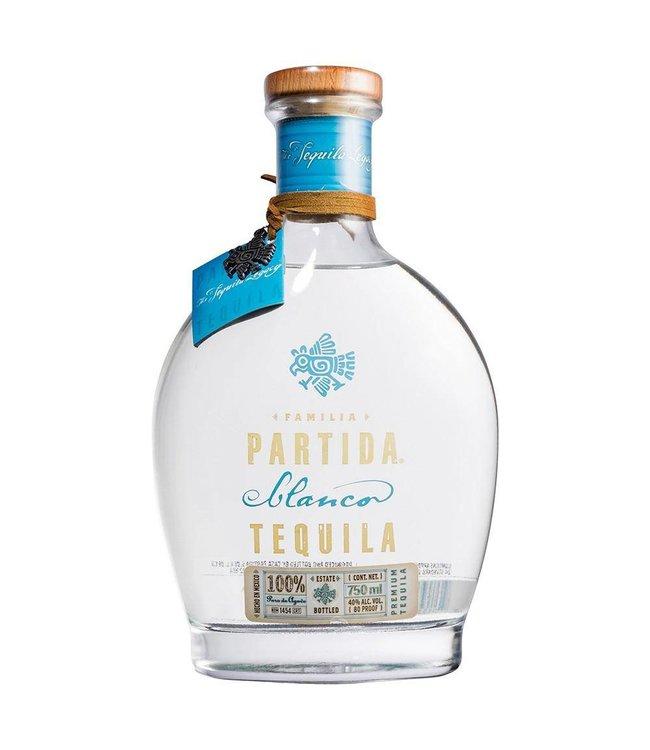 Partida Blanco Tequila