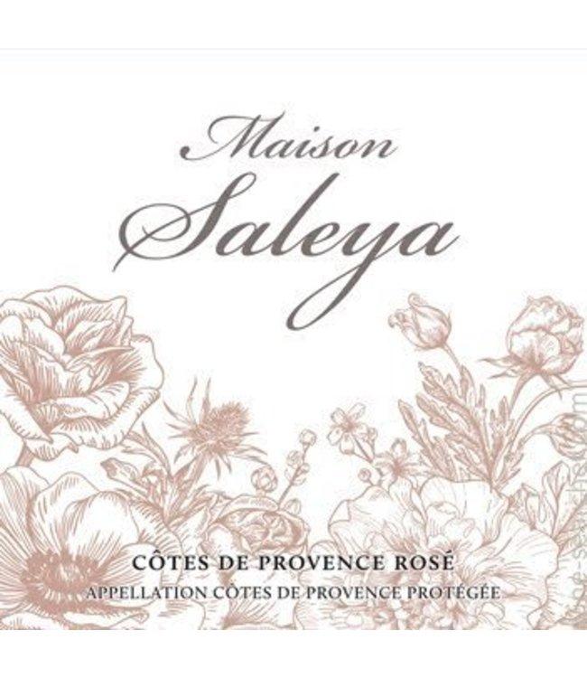 Maison Saleya Rose