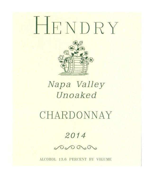 Hendry Napa Valley Unaoked Chardonnay