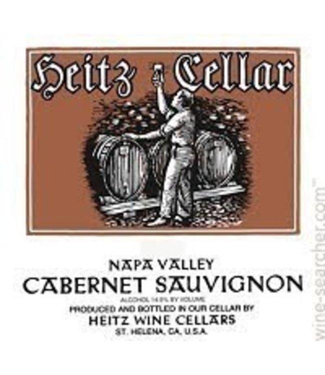 Heitz Cellars Cabernet Sauvignon Napa Valley