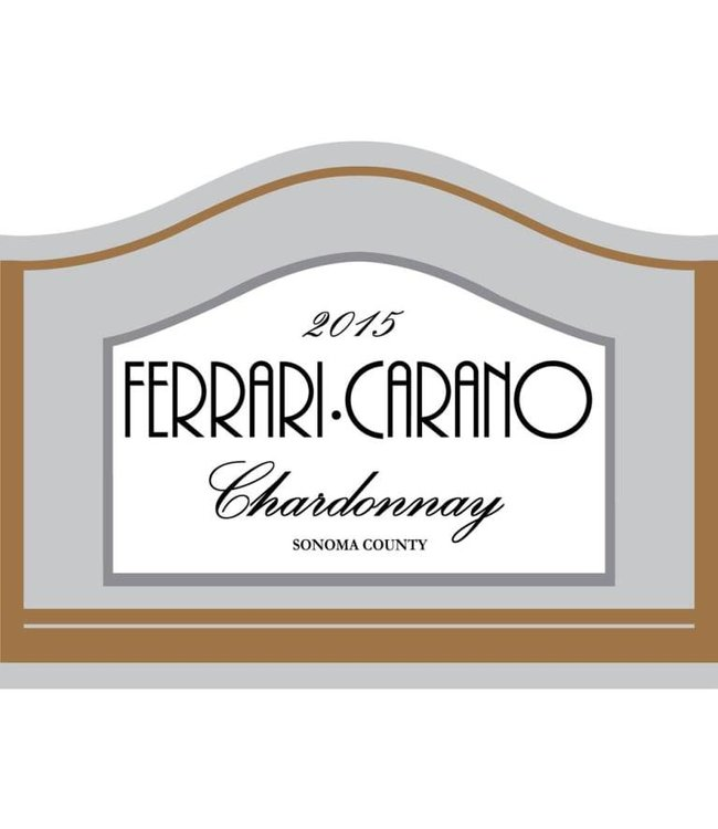 Ferrari Carano Sonoma County Chardonnay