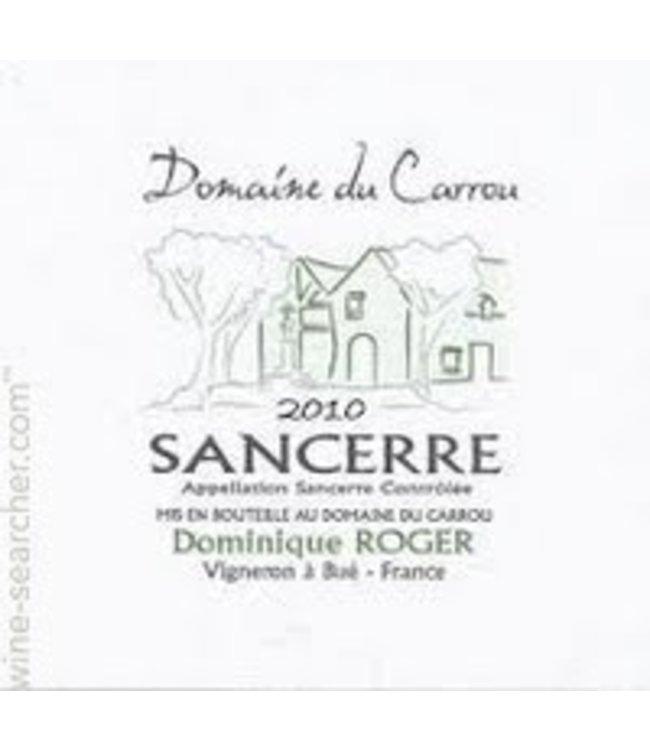 Dominique Roger Domaine du Carrou Sancerre