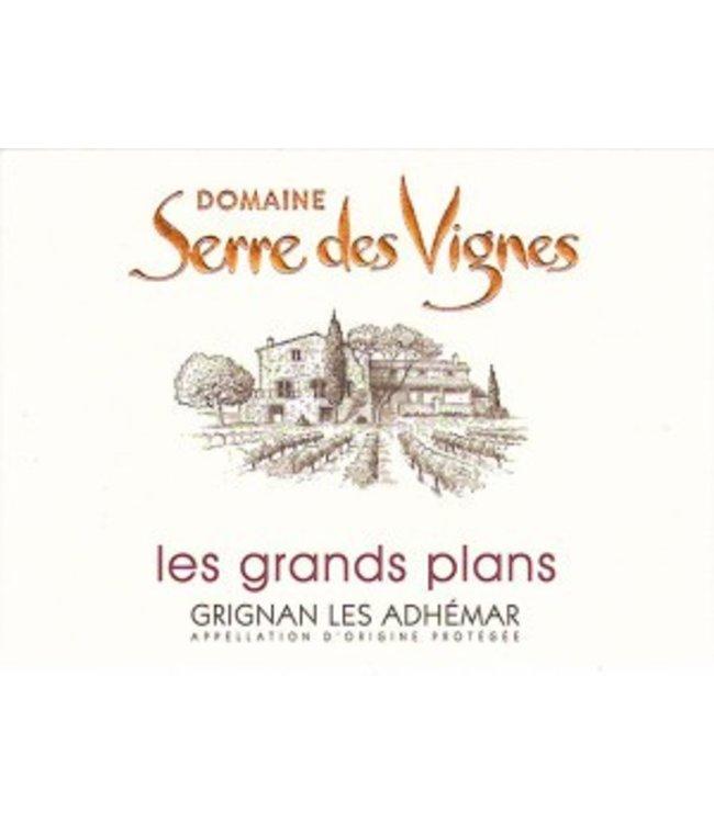 Domaine Serres des Vignes Les Grands Plans