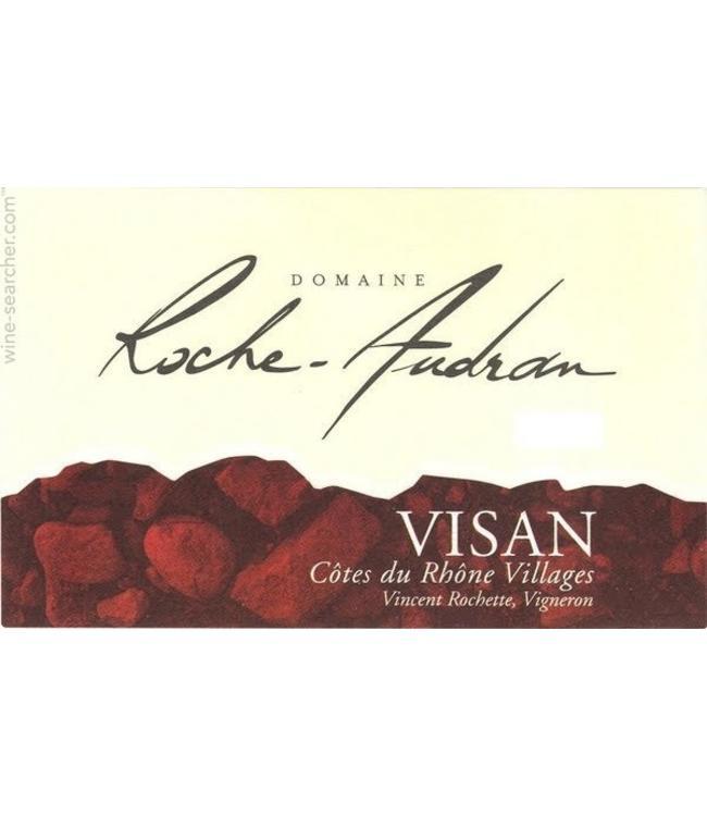 Domaine Roche Audran Visan Cotes du Rhone