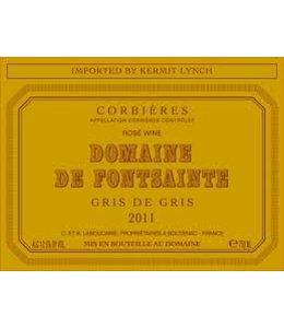 Domaine De Fontsainte Gris de Gris Corbiere Rose