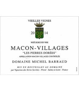 Domaine Michel Barraud Macon Villages Les Pierres Dorees