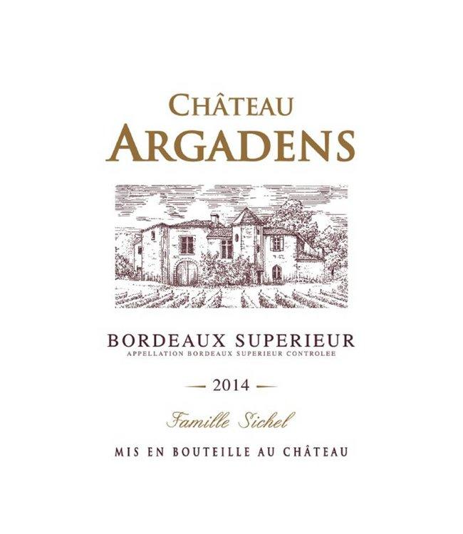 Chateau Argadens Bordeaux Superieur