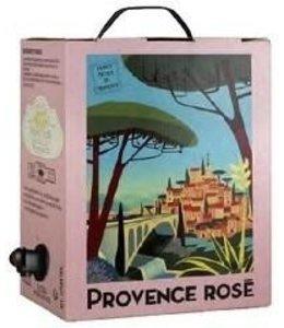 Ch Montaud Cotes de Provence Rose BIB