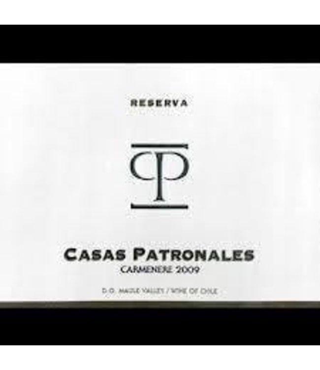 Casas Patronales Reserva Carmenere