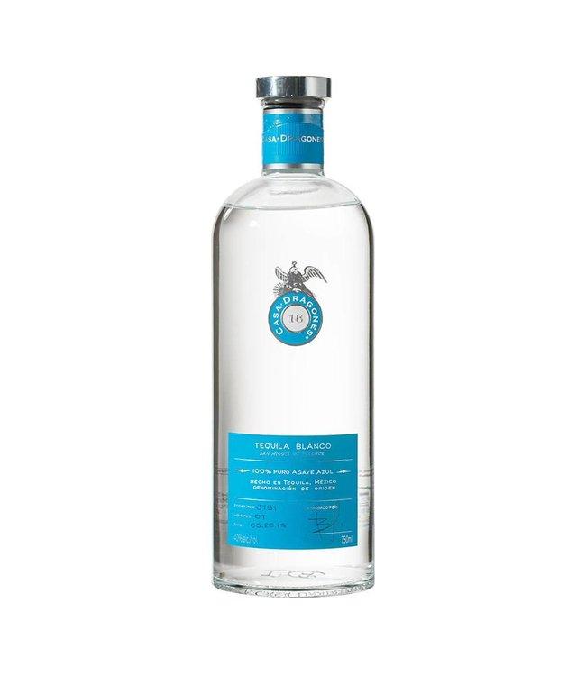 Casas Dragones Blanco Tequila