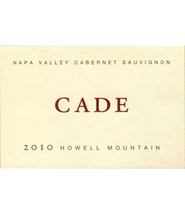 Cade Howell Mountain Cabernet Sauvignon