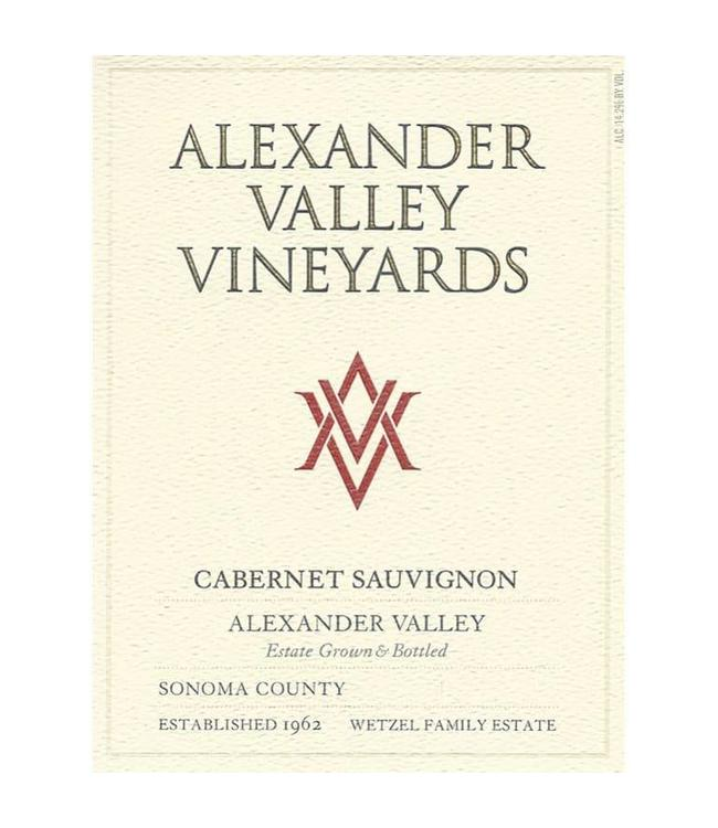 Alexander Valley Vineyard Cabernet Sauvignon
