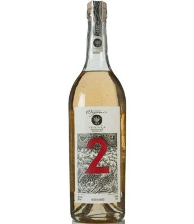 123 Tequila 2 Reposado 'Dos'