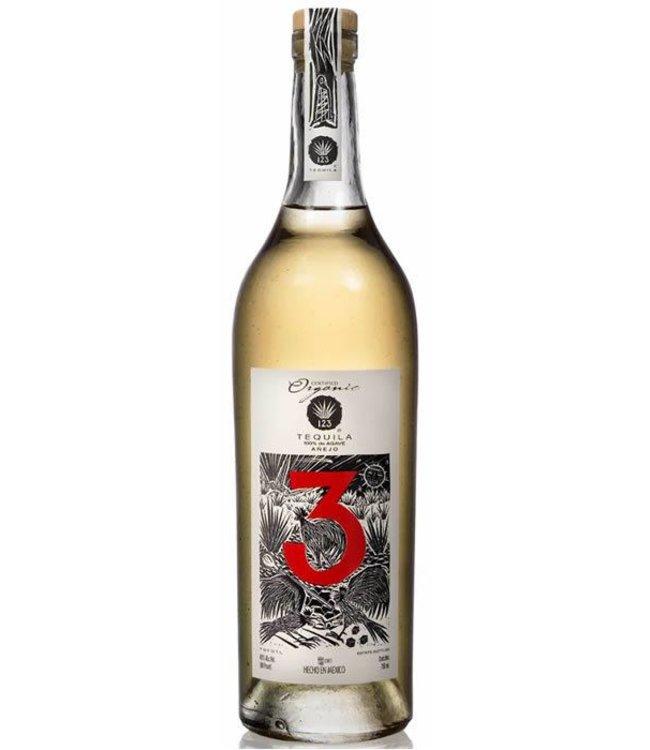 123 Tequila 3 Anejo 'Tres'