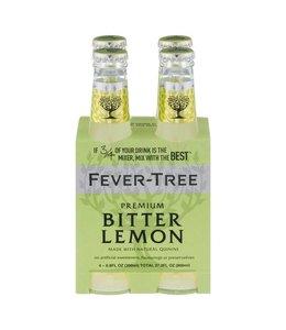 Fever Tree Lemon Tonic 4pk