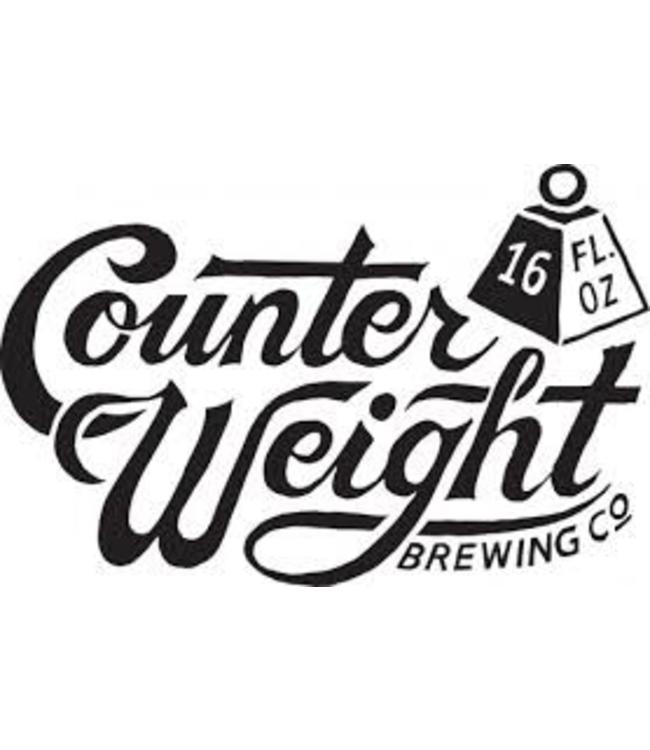 Counterweight Crucial Mass Double IPA