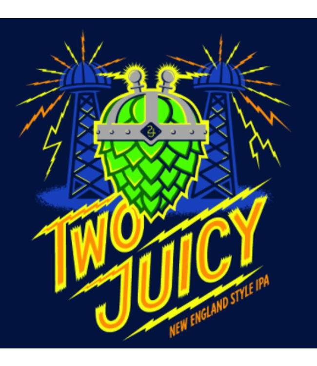Two Roads Two Roads Two Juicy IPA