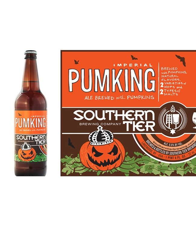 Southern Tier Pumking Ale