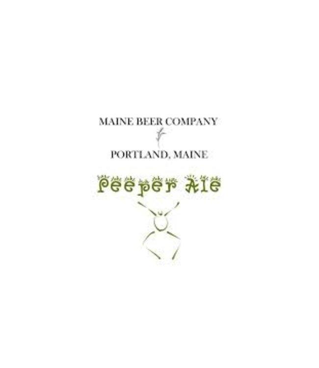 Maine Beer Peeper