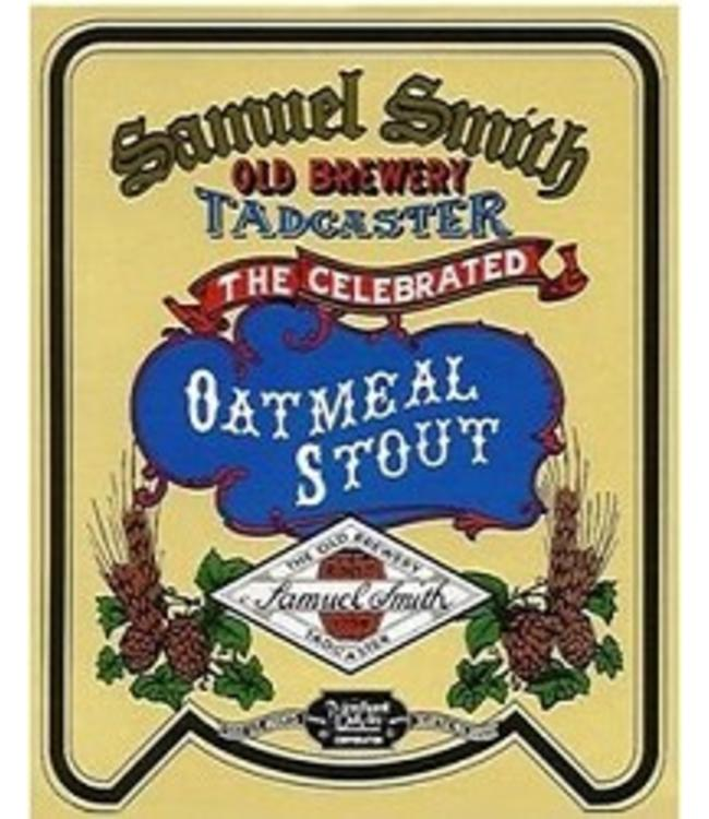 Samuel Smith Oatmeal Stout 4 pack