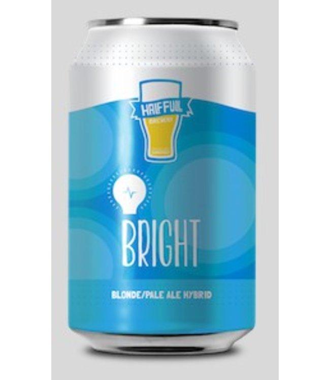 Half Full Bright Blonde Ale