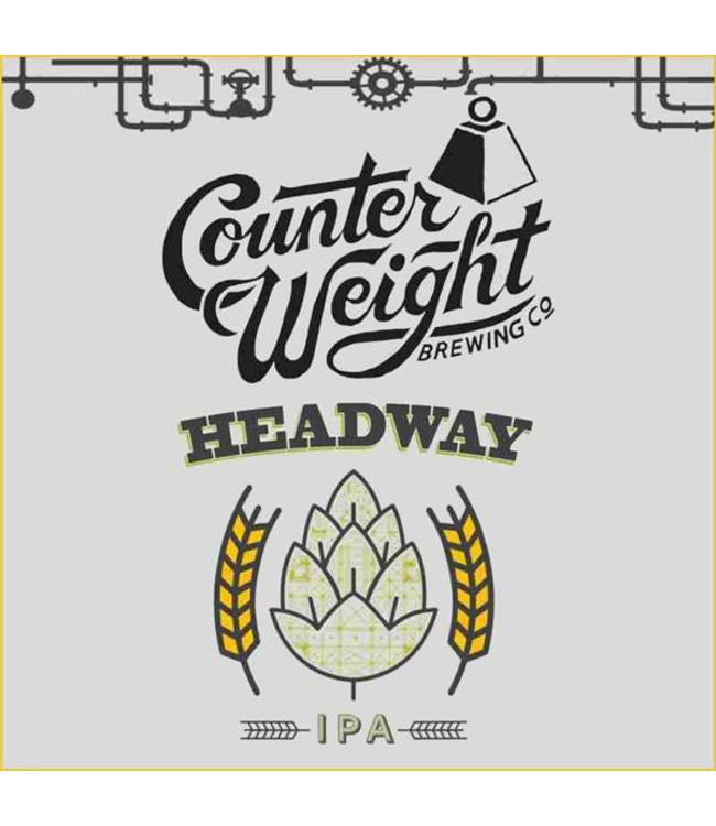 Counterweight Brewing Headway IPA