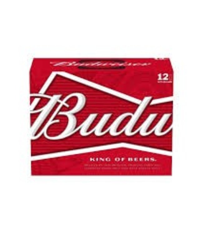 Budweiser 6 Pack Cans