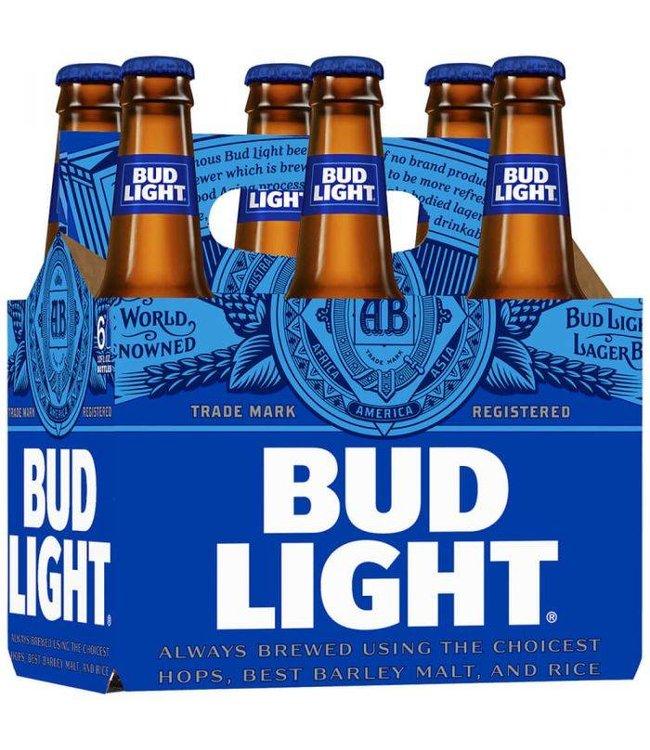 Bud Light Beer 6pk