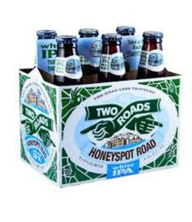 Two Roads Honeyspot IPA Beer