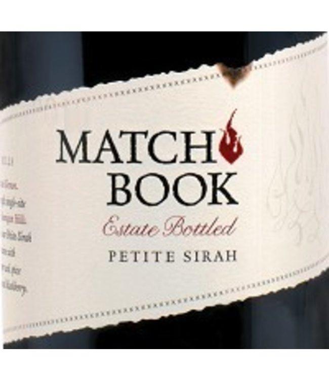 Matchbook Petite Sirah