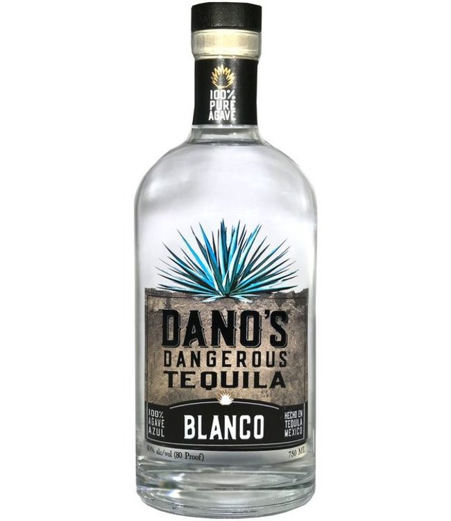 Dano's Tequila Blanco 750ml