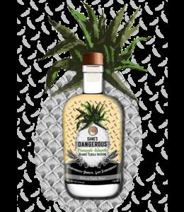 Dano's Dangerous Pineapple Jalapeno Tequila