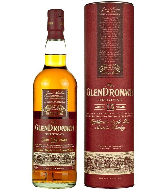 Glendronach 12yr Scotch
