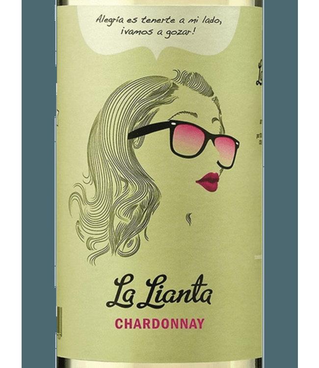 La Lianta Siete Pasos Chardonnay