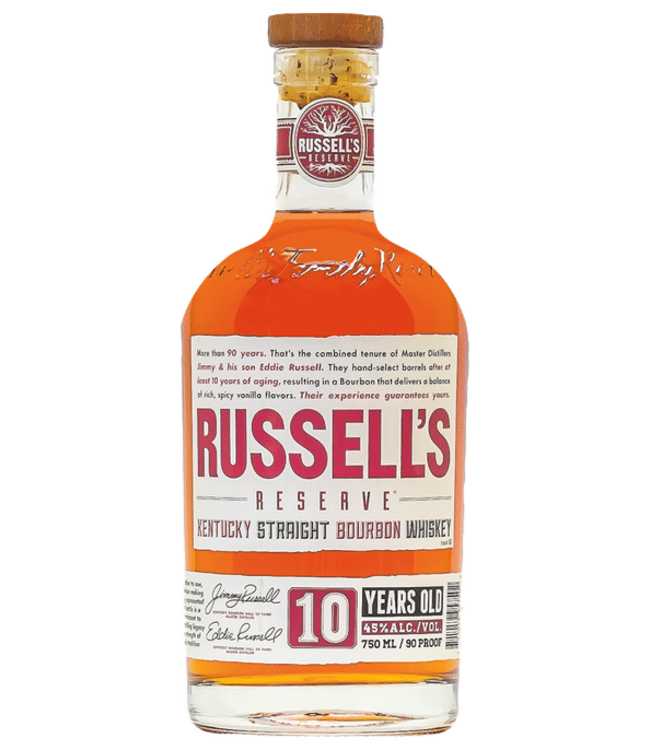 Russell's Reserve 10yr Bourbon