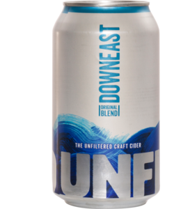 Downeast Original Blend Cider Single