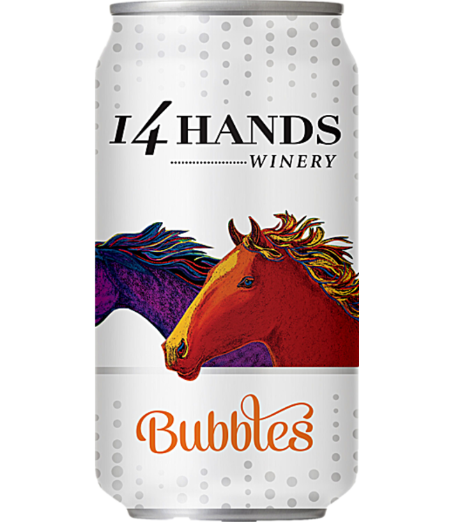 14 Hands Bubbles Sparkling Brut CAN
