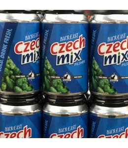 Back East Czech Mix Pilsner