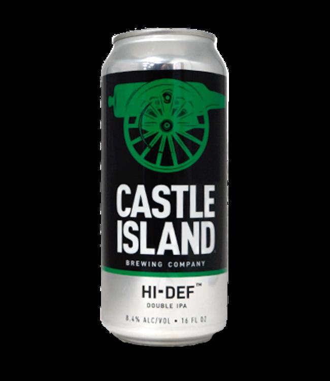 Castle Island Hi-Def Double IPA