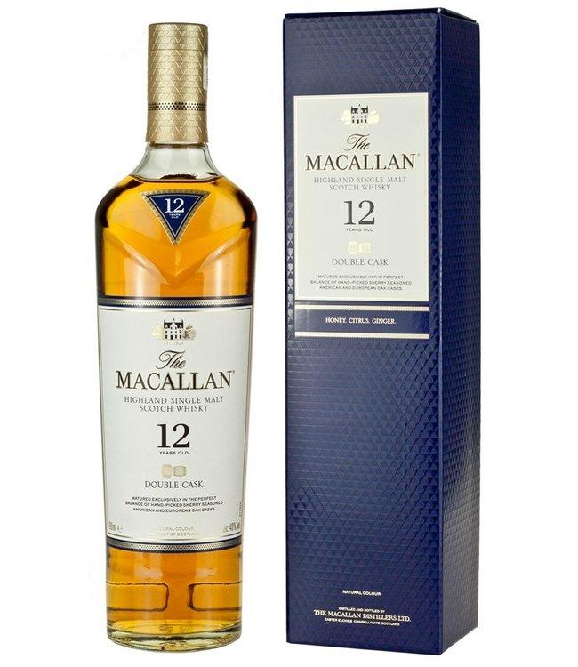 Macallan Double Oak 12 Year Scotch