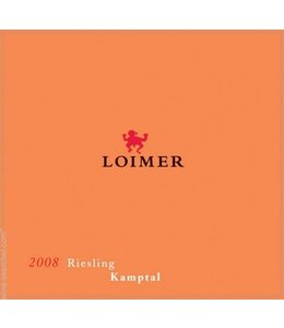 Loimer Riesling Langenlois Kamptal Organic