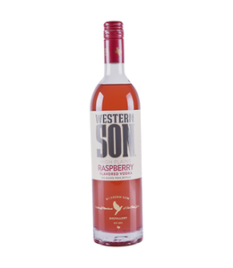 Western Son Raspberry Vodka