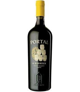 Portal 6 Barrels Tawny Port