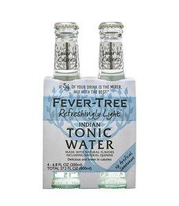 Fever Tree Refreshingly Light Tonic 4pk