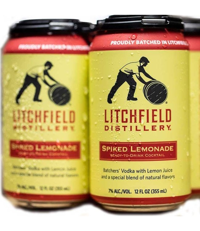 Litchfield Spiked Lemonade